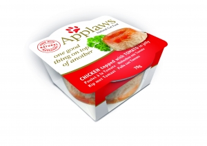 AppCat Layers 70g CGI CE Chicken with Tomato Hi Res