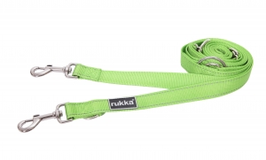 Bliss Polar Multi leash 20mm 530 lime