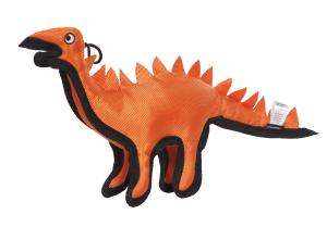 Dino toy orange