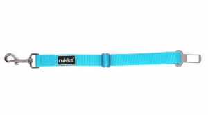 Form seatbelt 25mm 30-50cm -310 turquoise
