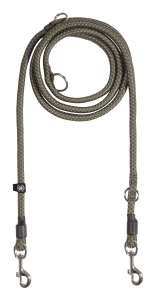 prozone round multi leash 13mm col.570 olive
