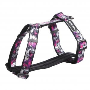 ripple harness 20mm col.635 pink violet