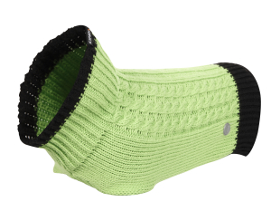 warmer knitwear col.550 green 3