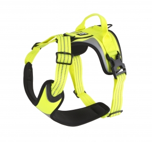932458-932462_Hurtta_LG_Dazzle_harness_yellow_autumn2015
