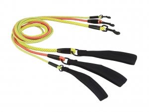 Hurtta_LG_Rope_leash_yellow_orange_6mm_8mm_11mm