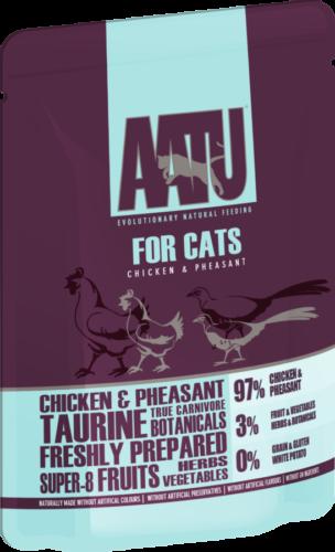 AATU_85g_Chichen & Pheasant