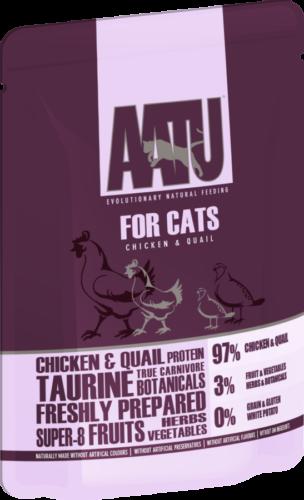 AATU_85g_Chicken & Quail